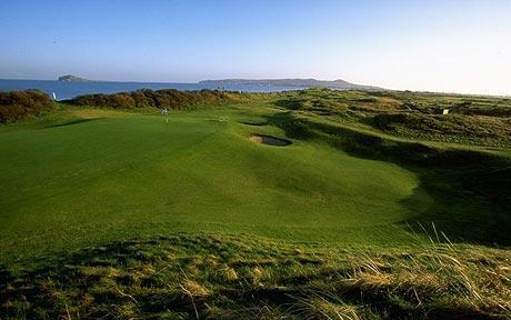 Portmarnock Golf Course, Portmarnock, County Dublin