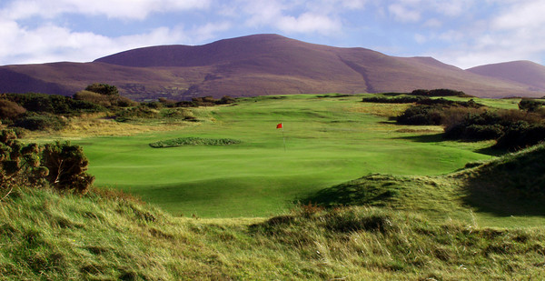 Dooks Golf Links Course, Glenbiegh, County Kerry, Ireland