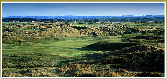 Baltray: County Louth Golf Club, Baltray, Drogheda, County Louth