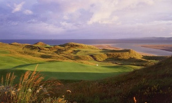 Tralee Golf Links Course, County Kerry, Ireland