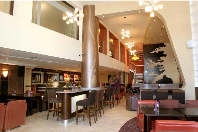 Clayton Hotel Bar