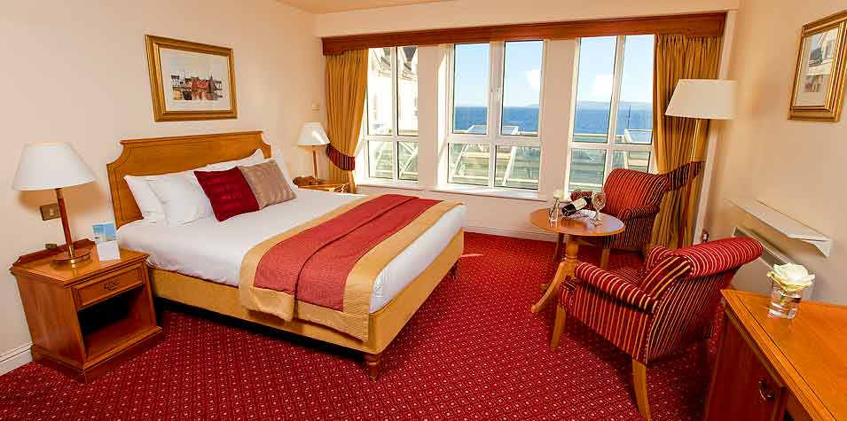 Galway Bay Salthill- bedroom