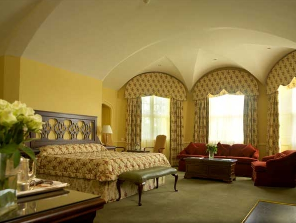 Adare Manor Deluxe Room