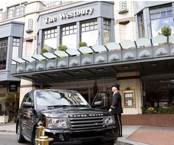 Westbury Hotel- Outside