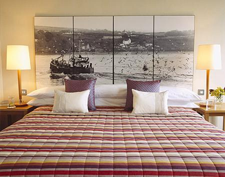 Actons Kinsale Guestroom