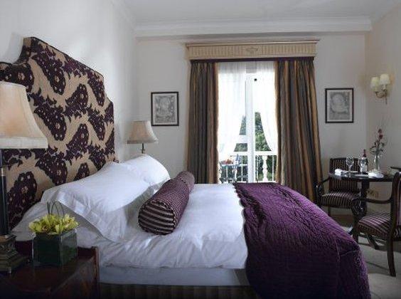 Bedroom at Fitzpatrick Castle