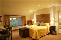 Cabra Castle Hotel Guestroom