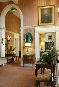 Cabra Castle Hotel Lobby