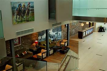 Absolute Hotel Lobby