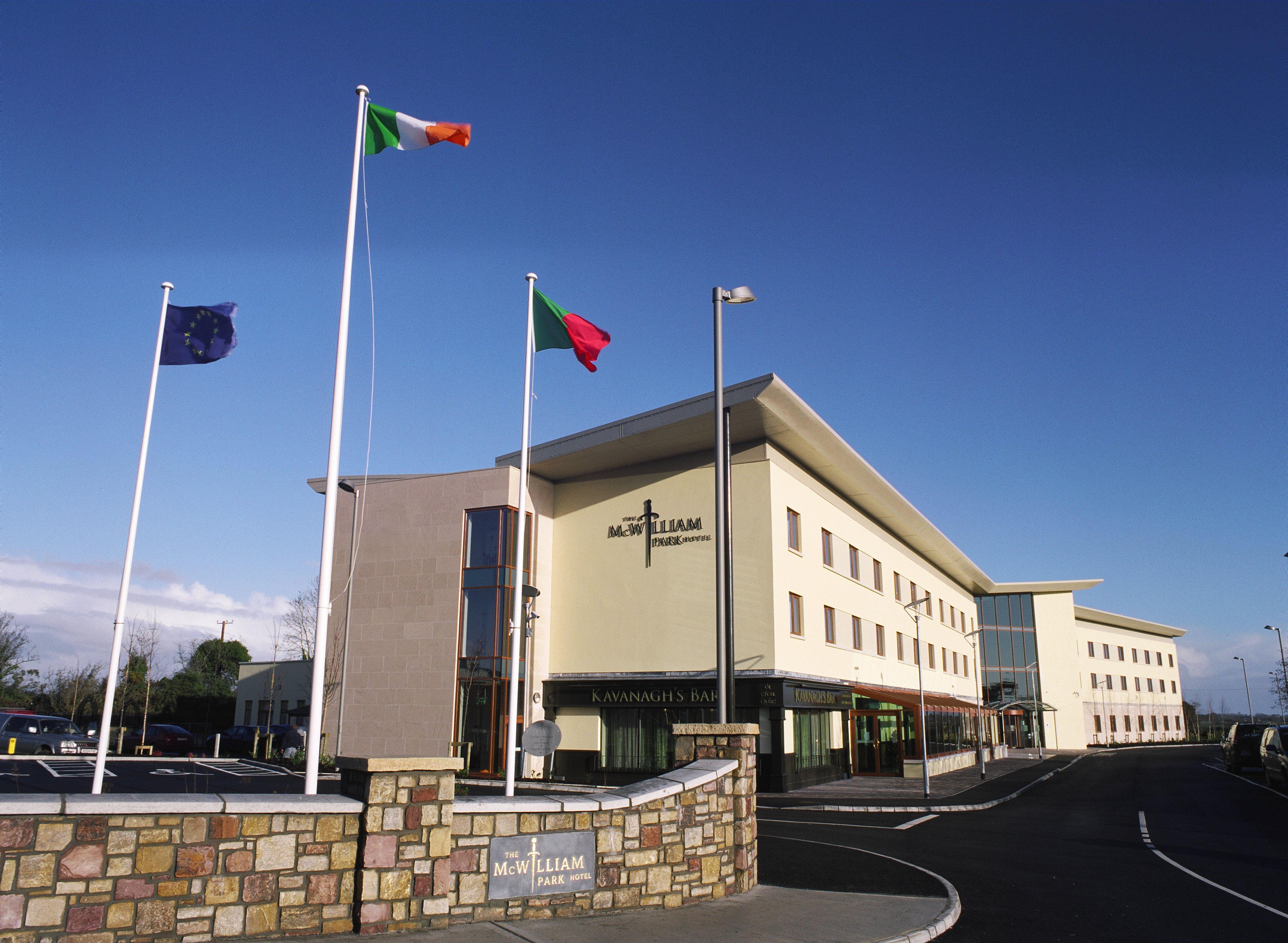 Mcwilliam Park Hotel Claremorris Co Mayo