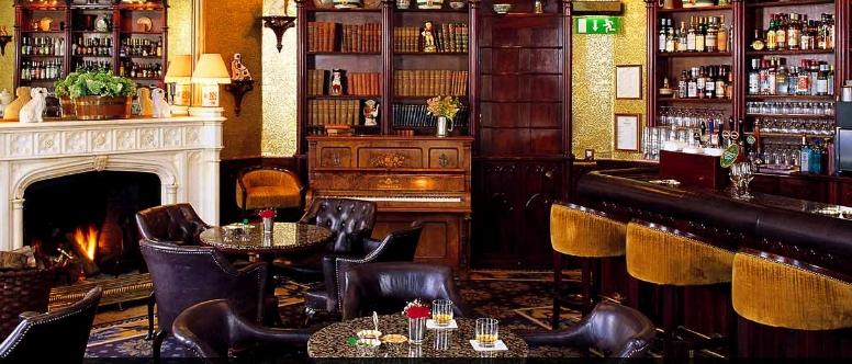 Dromoland Castle Hotel Bar