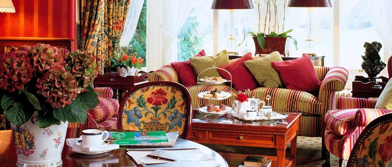 Dromoland Castle Hotel Afternoon Tea
