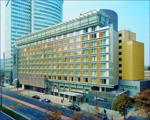Radisson SAS Hotel Warsaw