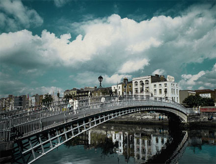 Visit Dublin on your next self-drive tour of Ireland with Celtic Tours World Vacations