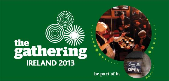 The Gathering in Ireland, 2013
