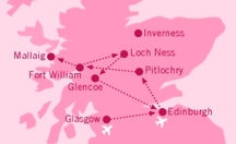 Harry Potter Tour of Scotland