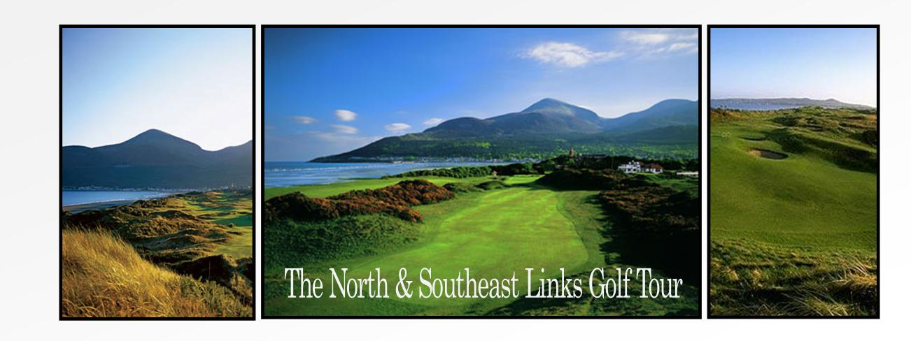 Golf Courses in Ireland: St. Anne's Golf Course, Portmarnock Golf Course