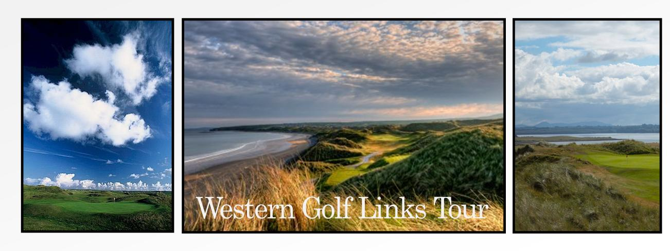 Lahinch Golf Course, County Clare, Ireland
