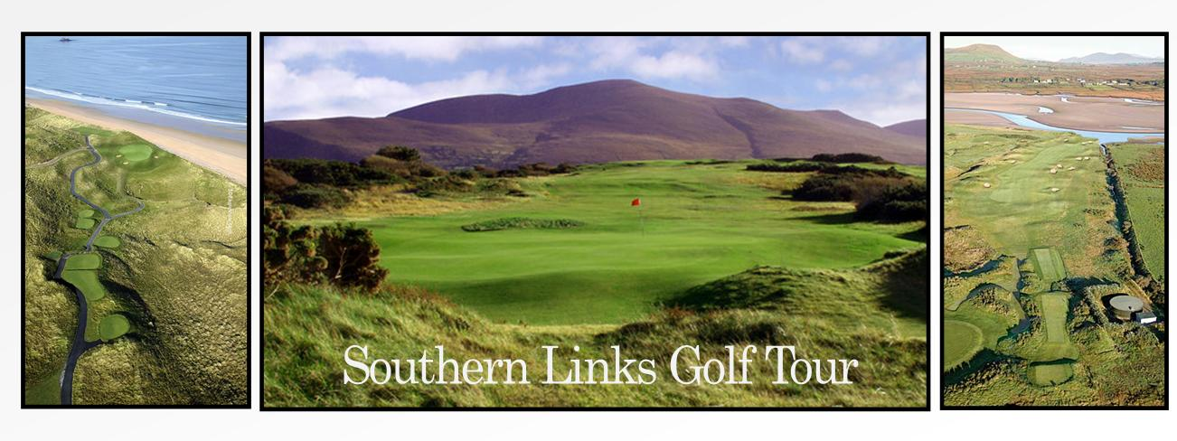 Southern Ireland Golf Links Courses Tour