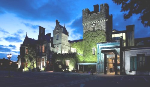 Stay in an Irish Castle on your next vacation to Ireland