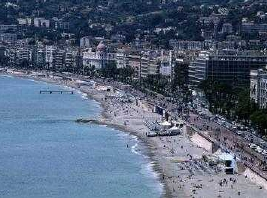 Vacations to Nice France