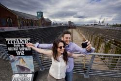 Titanic Tour, Belfast, Ireland
