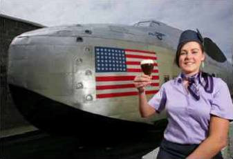 Travel to Ireland with Celtic Tours and visit the Flying Boat Museum