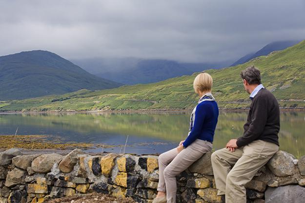 Beautiful Scenery in Connemara