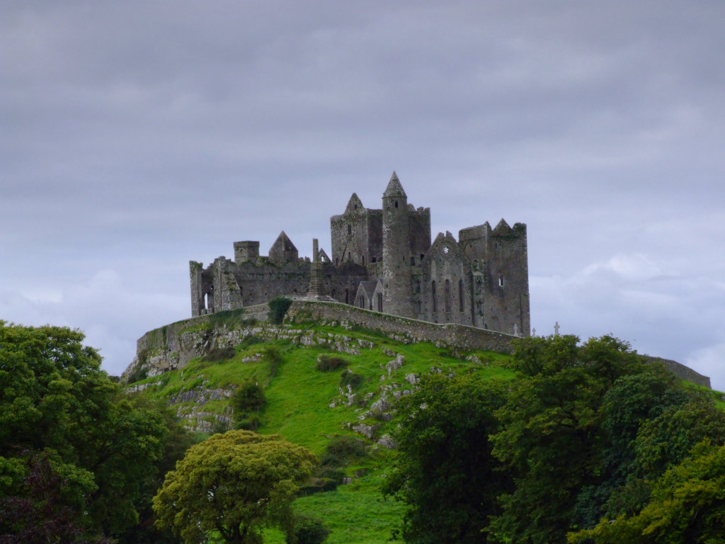 View the Rock of Cashel