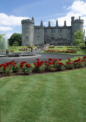Visit Kilkenny Castle on your Ireland Vacation