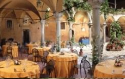 Dining at the Villa