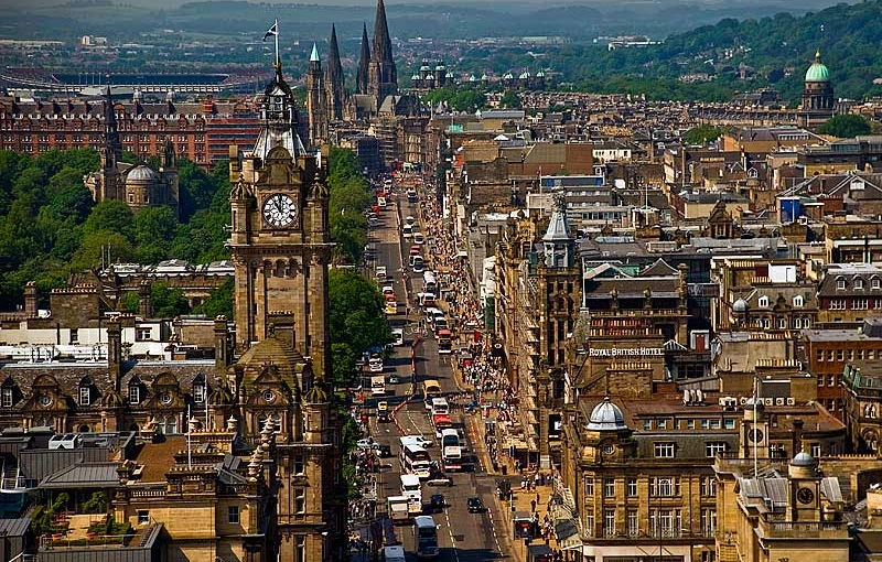 Travel to Scotland with Celtic tours World Vacations