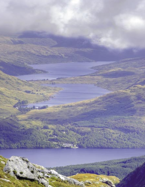Loch Lomond: Dream Tour of Scotland