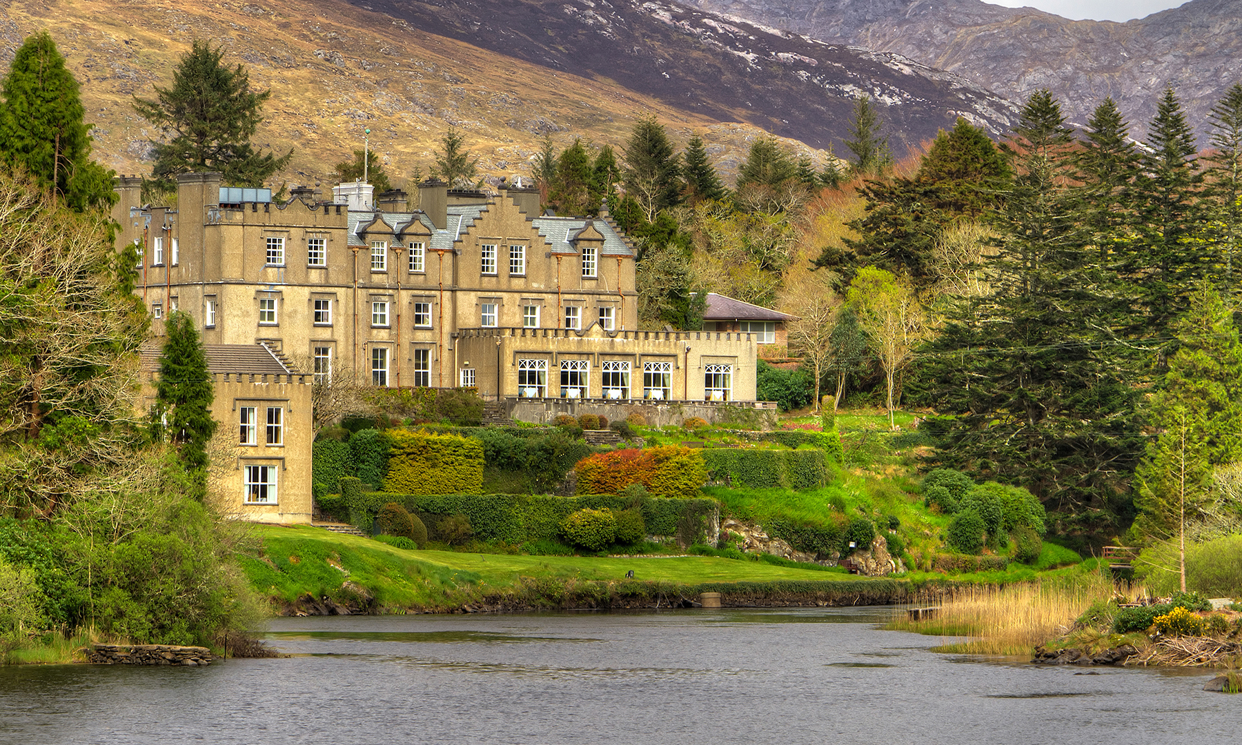 Ballynahinch Castle Hotel Recess, Co. Galway