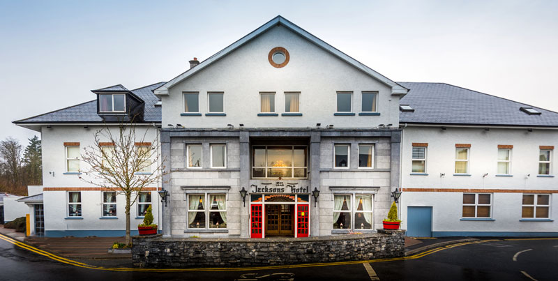 Jacksons Hotel Ballybofey, Co. Donegal