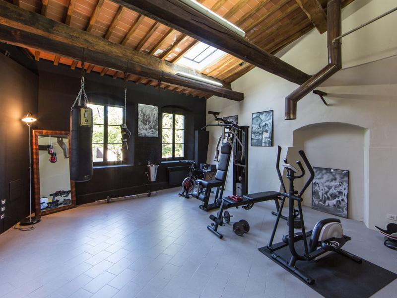 Villa Casagrande - Fitness Room