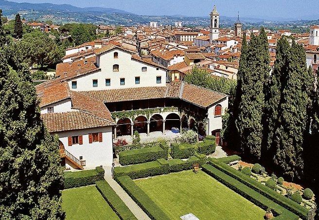 Villa Casagrande, Figline Valdarno, Florence, Italy