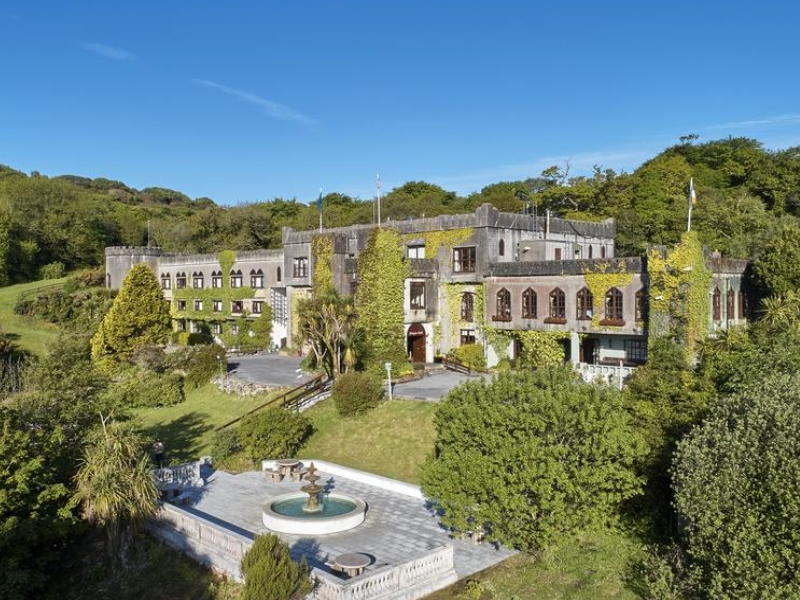 Abbeyglen Castle Hotel, Clifden, Co. Galway