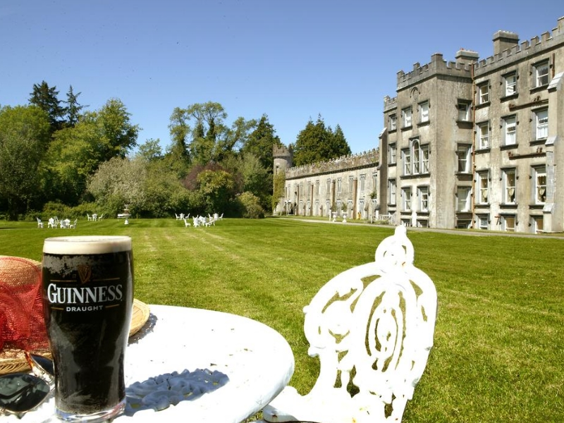 Ballyseede Castle Hotel, Tralee, Co. Kerry