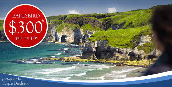 2019 Escorted Ireland Tour are Here! Save $70 to $300 with EarlyBird Discounts