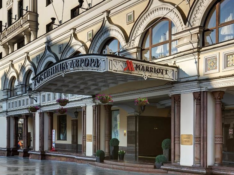 Moscow Marriott Grand Hotel