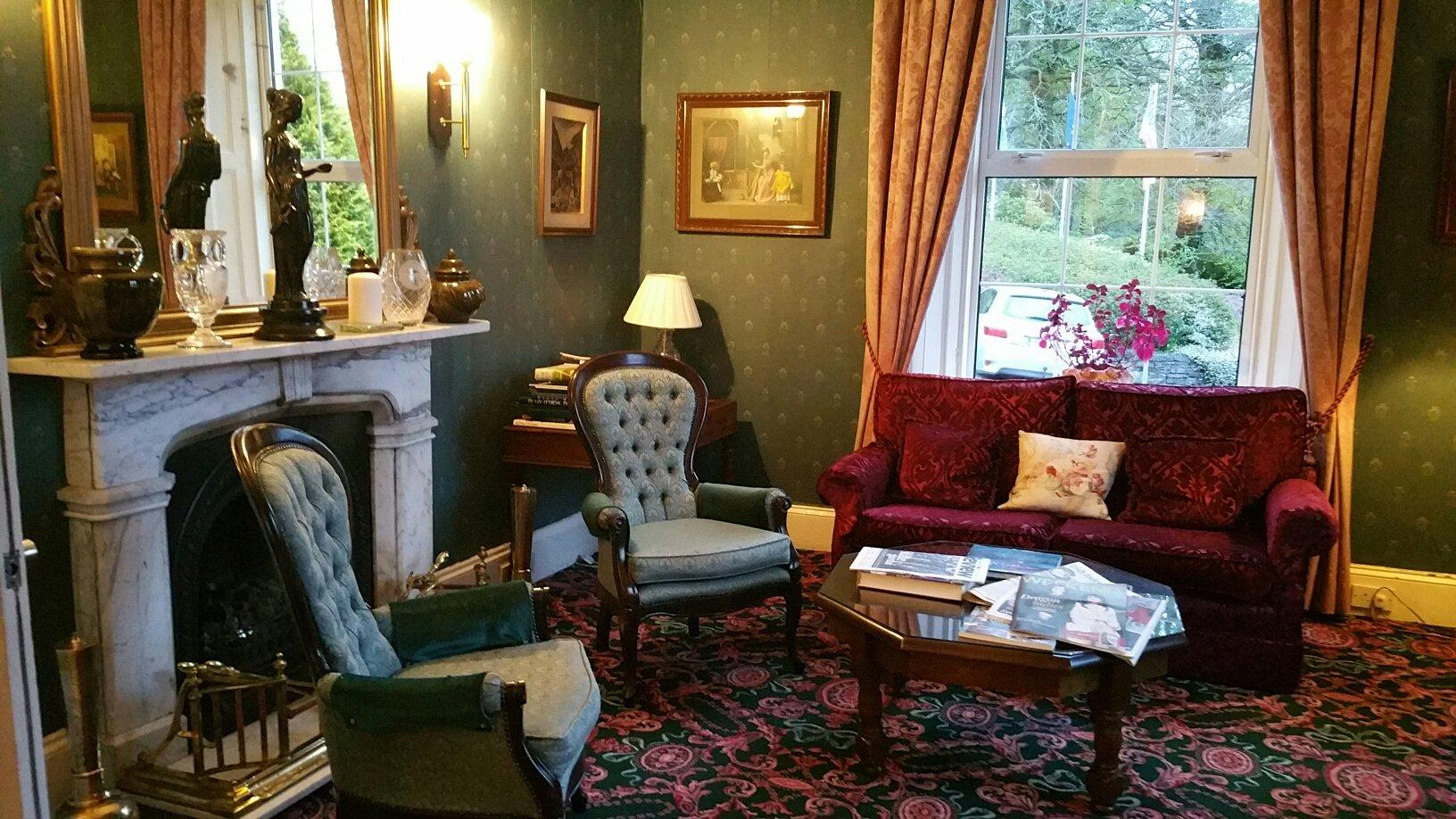 Ross Lake House Hotel Oughterard, Co. Galway