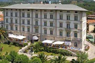 Grand Hotel Vittoria Montecatini Italy