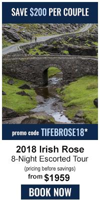 Irish Rose 8-Nt Ecorted Ireland