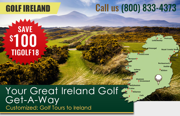 Great Ireland Golf Get-A-Way