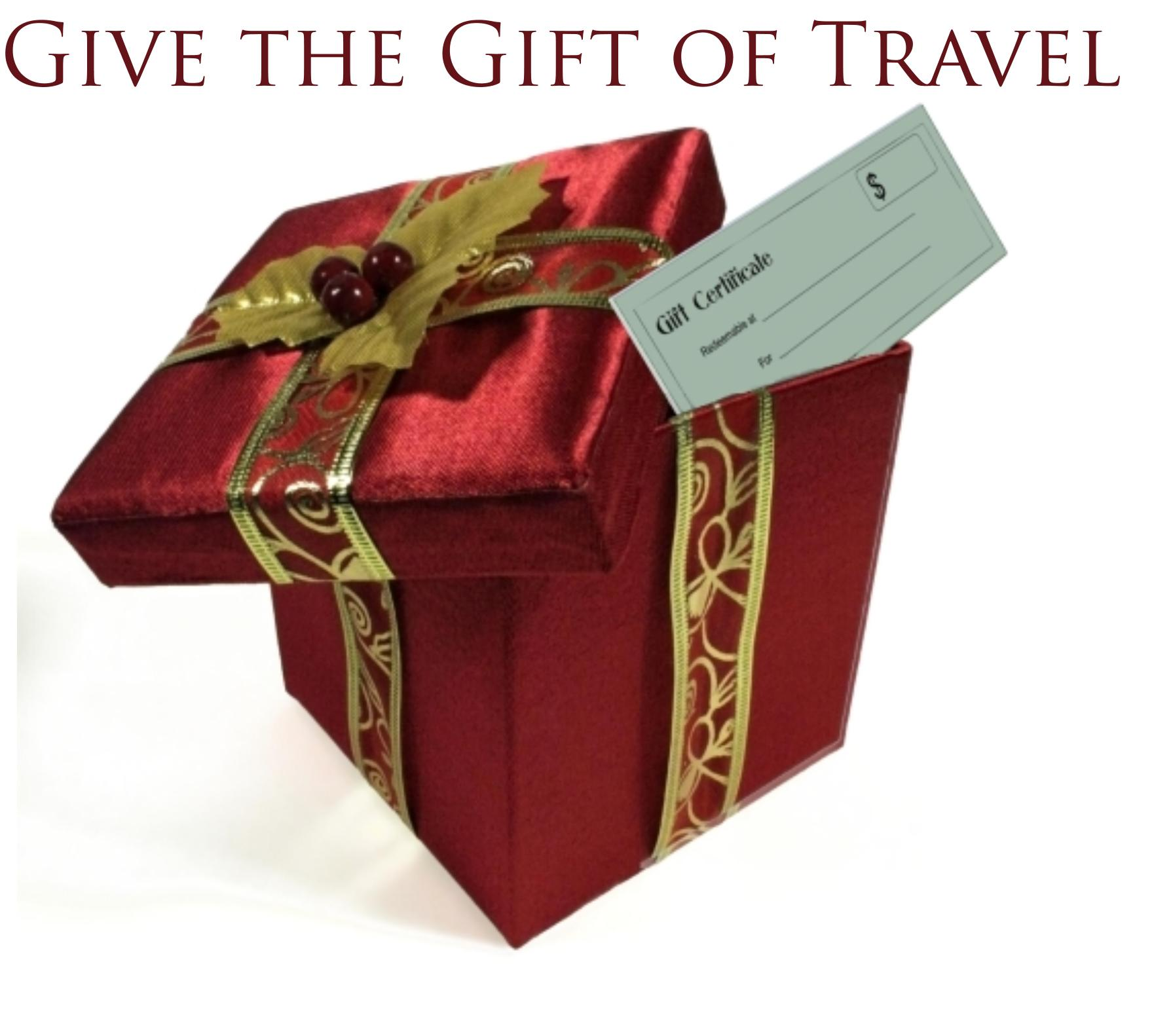 Wedding Gift List Travel Agents : Celtic Tours gift certificate is the perfect gift for your loved ...