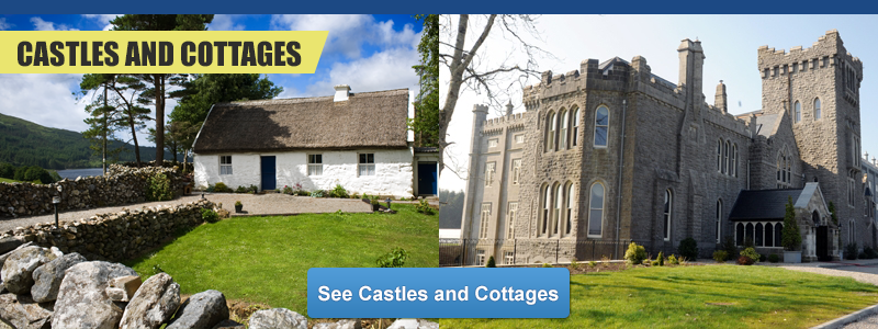 CASTLES and COTTAGES Self Drive Vacation